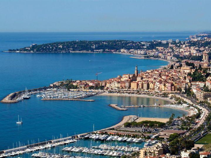 مدن الريفيرا الفرنسية