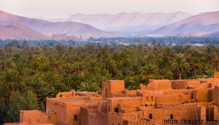 مزارات سياحية بالواحات المصرية