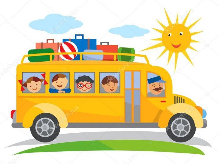 مطويات الامن والسلامة في النقل المدرسي