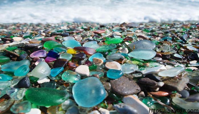معلومات عن زجاج البحر