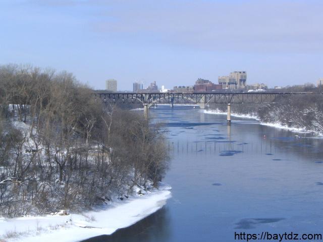 معلومات عن نهر المسيسبي