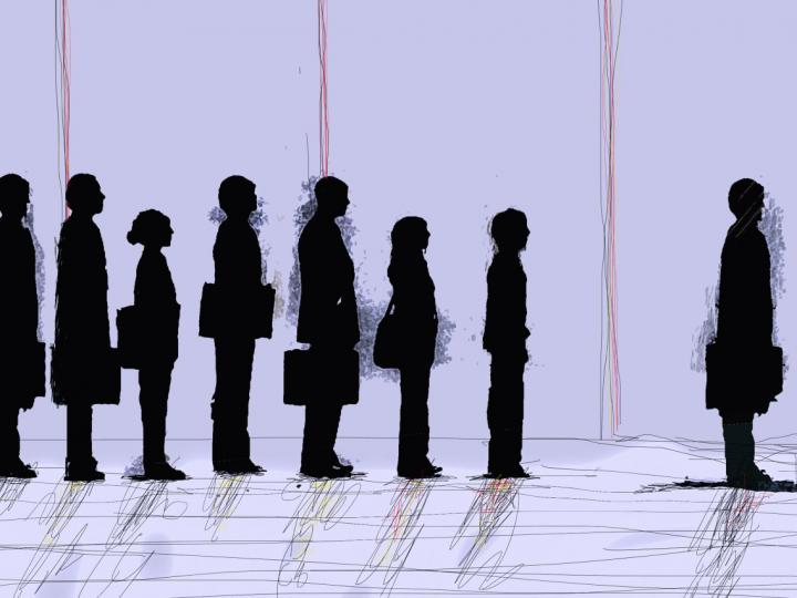 مقال اجتماعي عن البطالة