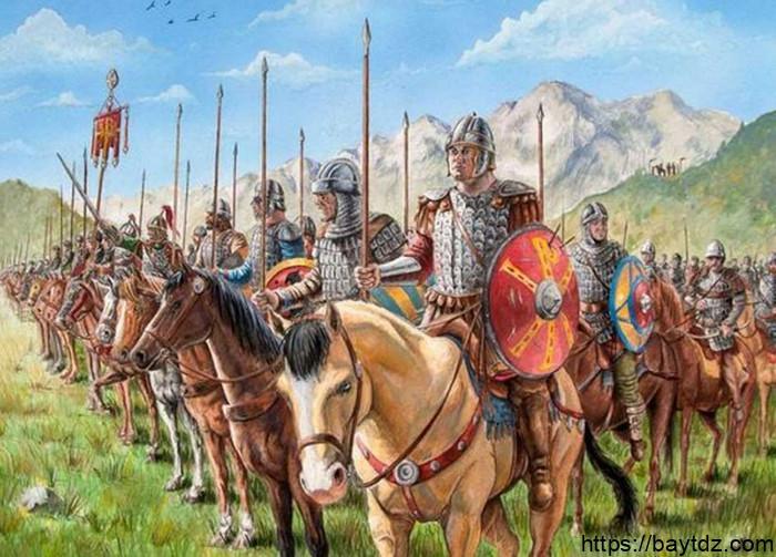من هم الروم الذين ذكروا في القران