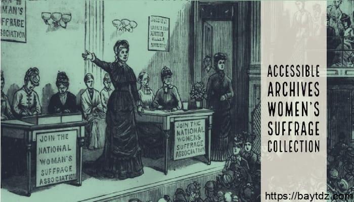 منح المرأة حق التصويت