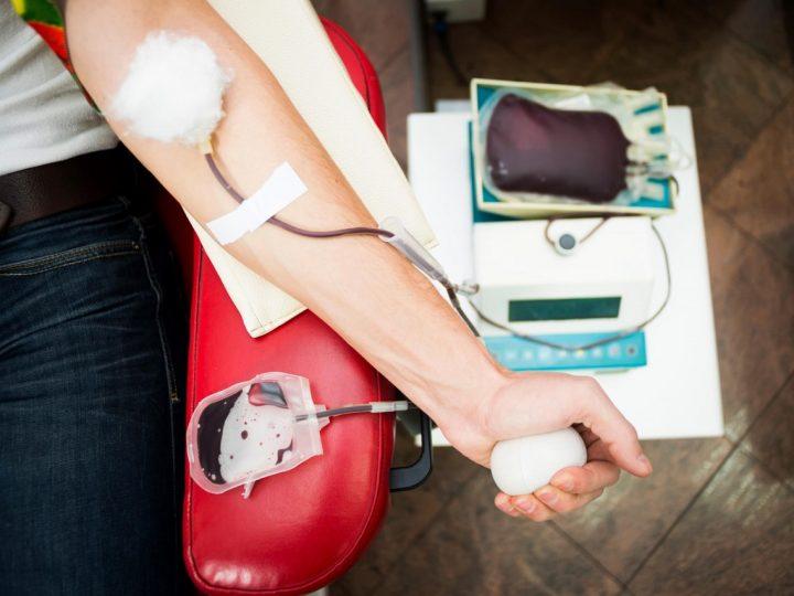 هل مريض السكر يتبرع بالدم