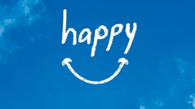 خطوات بسيطة لتحقيق السعادة