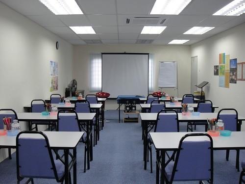 دراسة استرشادية لمركز تدريب اصحاب المشاريع الصغرى