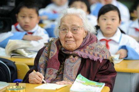 قصة نجاح سيدة مسنة تبدء مشروعها بعد سن السبعين