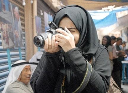 مشروع اكاديمية تعليم التصوير الفوتوغرافي للسيدات فقط