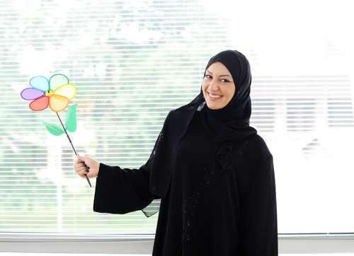 نجاحات المرأة السعودية فى عالم المال والاعمال والتنمية