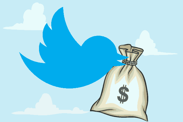 5 طرق للربح من من حسابك علي تويتر
