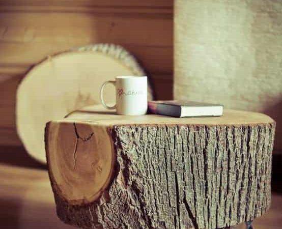أفكار أشغال يدوية بالخشب