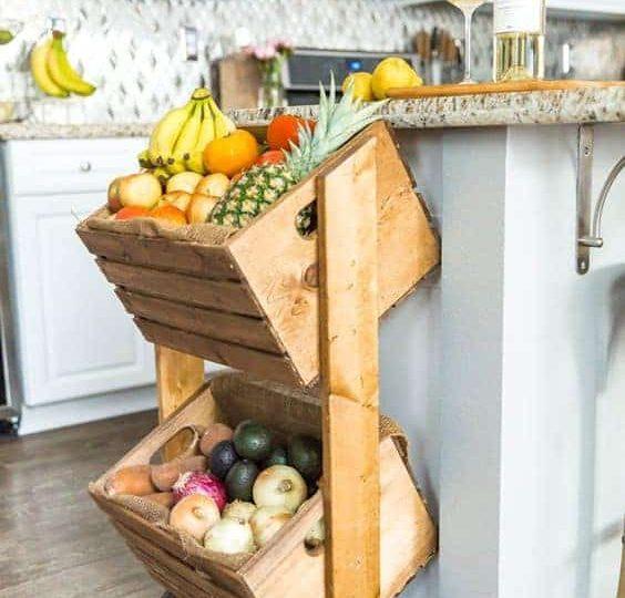 أفكار منزلية للمطبخ بدون تكاليف