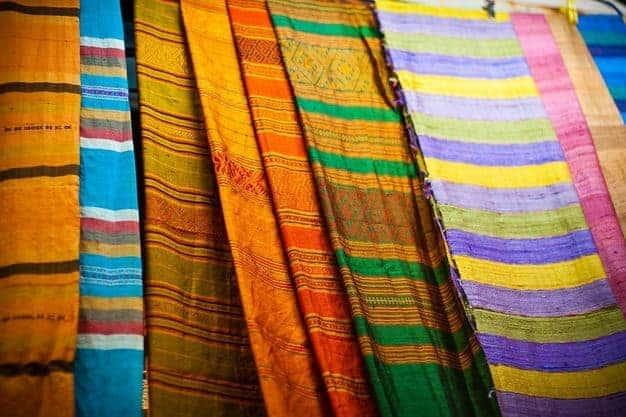 استيراد الحرير عالى الجودة من تايلاند