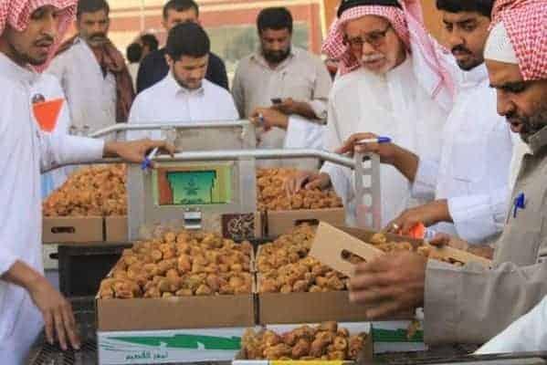تجارة التمور الفاخرة امام المساجد (مشروع تجاري مربح)