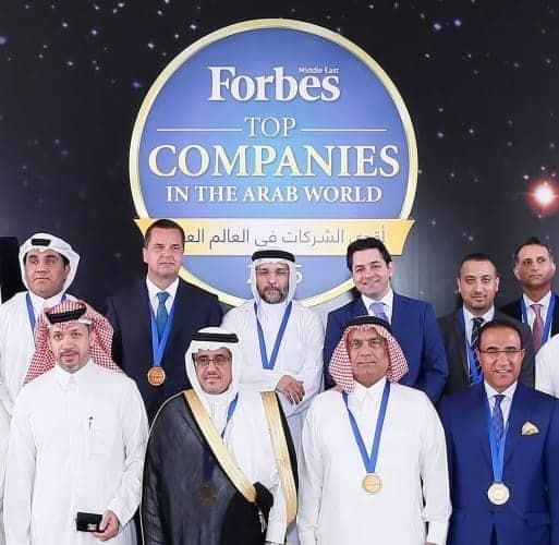 قائمة اقوي الشركات العربية لهذا العام