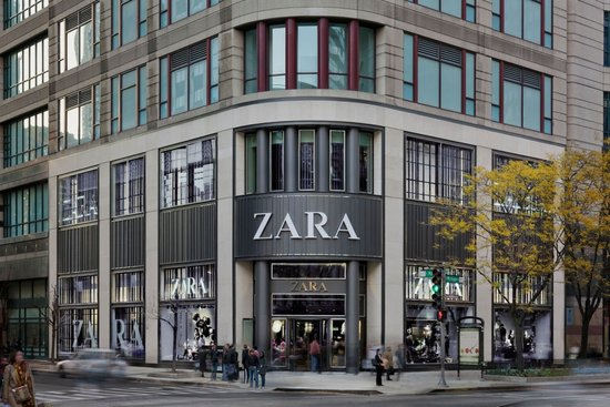 قصة نجاح شركة زارا