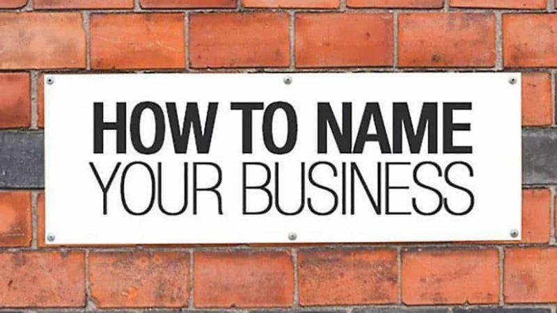 كيف تختار اسم مناسب لمشروعك الجديد