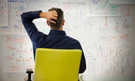 كيف يحافظ رجال الاعمال على تركيزهم في بداية المشروع