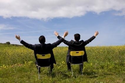 مشروع الشراكة بين اصحاب الافكار واصحاب الاموال