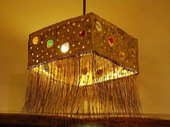 مشروع انتاج وحدات اضاءة يدوية من المنزل