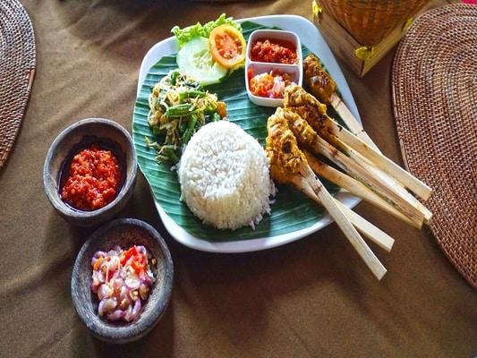 """مشروع مطعم جاوي اندونيسي """"مأكولات اندونيسية"""" بالتفصيل"""